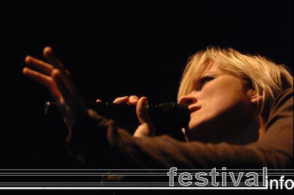 Ilse DeLange op Appelpop 2007 foto