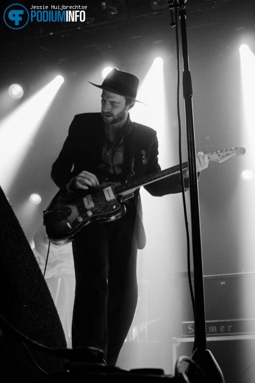 The Veils op The Veils - 24/11 - Melkweg foto