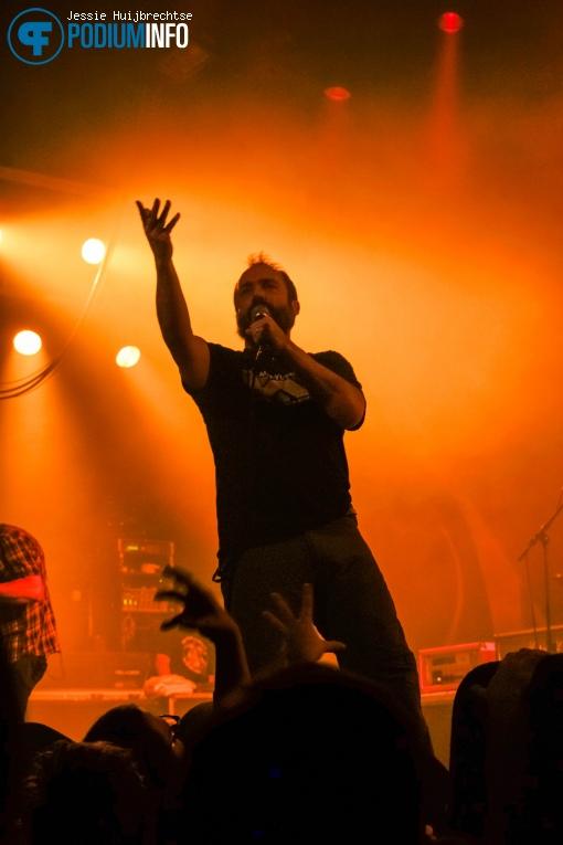 Foto Clutch op Clutch - 30/11 - Melkweg