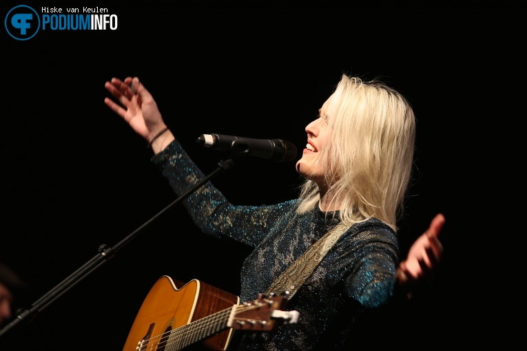 Leonie Meijer op Leonie Meijer - 02/12 - Stadstheater De Bond foto