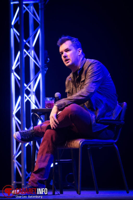 Foto Jim Jefferies op Jim Jefferies - 16/11 - Heineken Music Hall