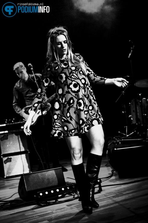 Foto Sandra van Nieuwland op Sandra van Nieuwland - 21/12 - TivoliVredenburg
