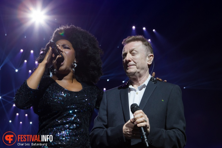 Foto Alexandra Arrieche op Night Of The Proms - 19/11 - Ahoy