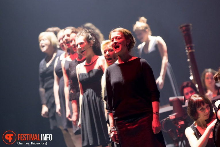 Foto Fine Fleur op Night Of The Proms - 19/11 - Ahoy