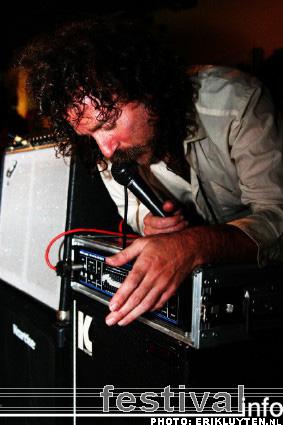 Monotonix op ZXZW 2007 foto