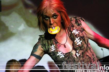 Psychic TV op ZXZW 2007 foto