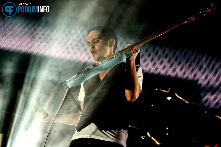 Placebo (UK) op Placebo - 21/11 - Ziggo Dome foto