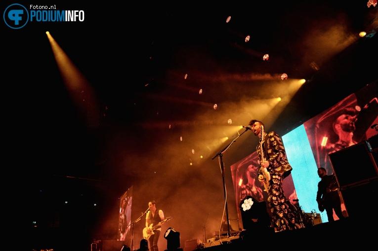 Foto Placebo (UK) op Placebo - 21/11 - Ziggo Dome