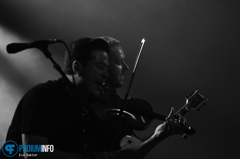 Foto Yellowcard op Yellowcard - 7/12 - Melkweg