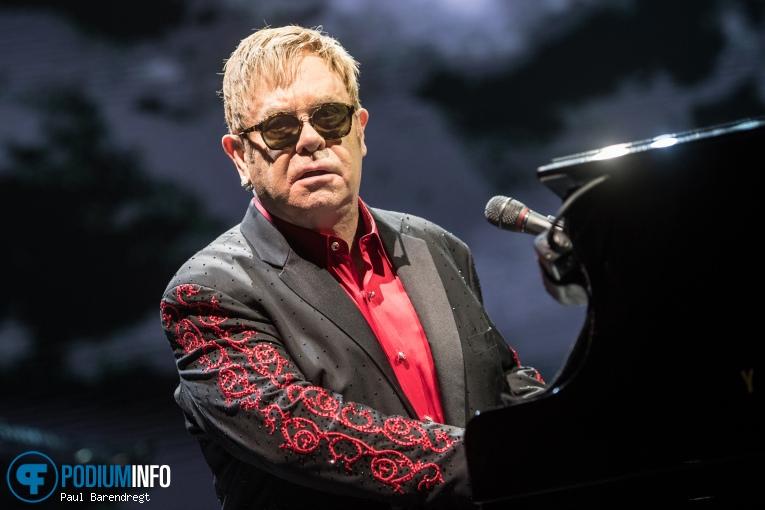 Foto Elton John op Elton John - 22/11 - Ziggo Dome