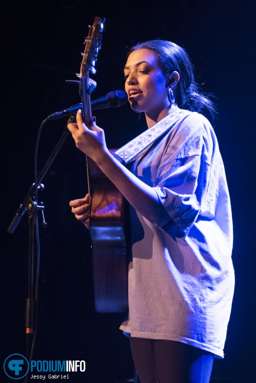 Foto Mahalia op 7 Layers Sessions - 19/11 - Oosterpoort