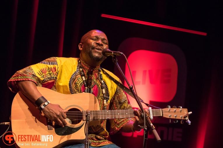 Foto Lwela Kasulwe op Songbird Festival - Zaterdag