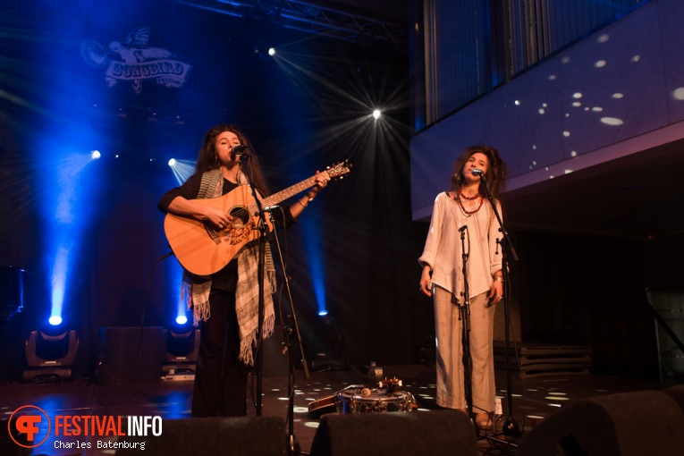 All the King's Daughters op Songbird Festival 2016 - Zondag foto