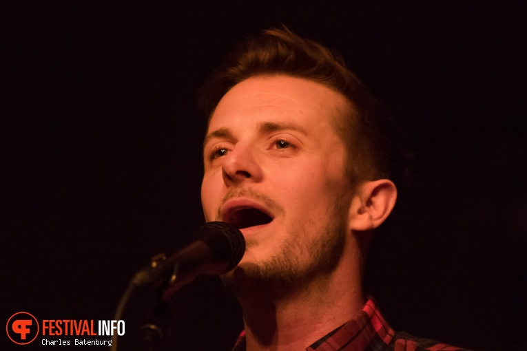 Foto Chris Ayer op Songbird Festival 2016 - Zondag