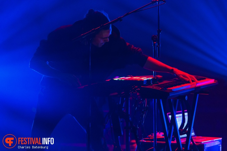 Alex Vargas op Songbird Festival 2016 - Zondag foto