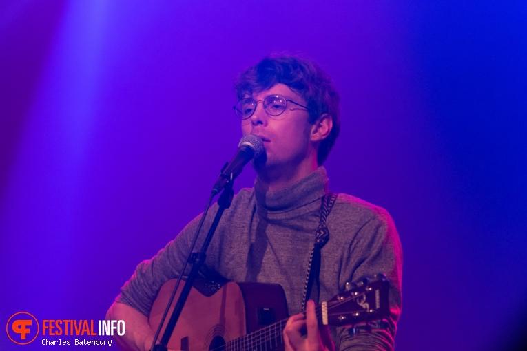 Foto Albin Lee Meldau op Songbird Festival 2016 - Zondag