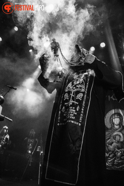 Foto Batushka op Eindhoven Metal Meeting 2016