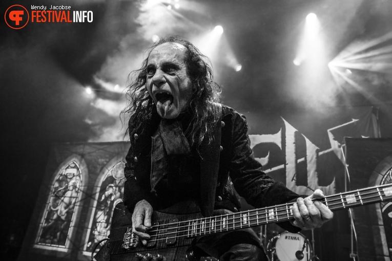 Foto Hell op Eindhoven Metal Meeting 2016