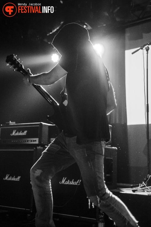 Foto Emptiness op Eindhoven Metal Meeting 2016