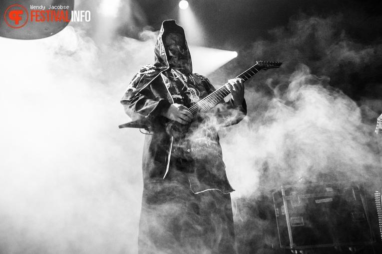 Batushka op Eindhoven Metal Meeting 2016 foto