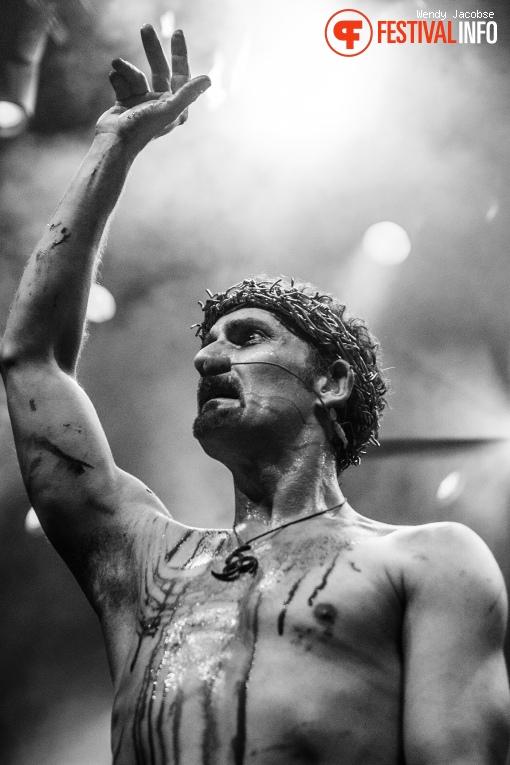 Hell op Eindhoven Metal Meeting 2016 foto
