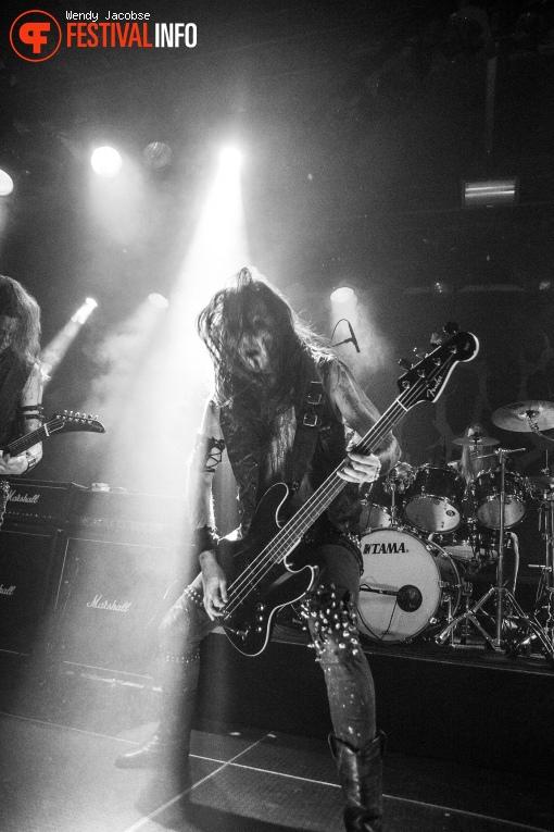 Foto Valkyrja op Eindhoven Metal Meeting 2016