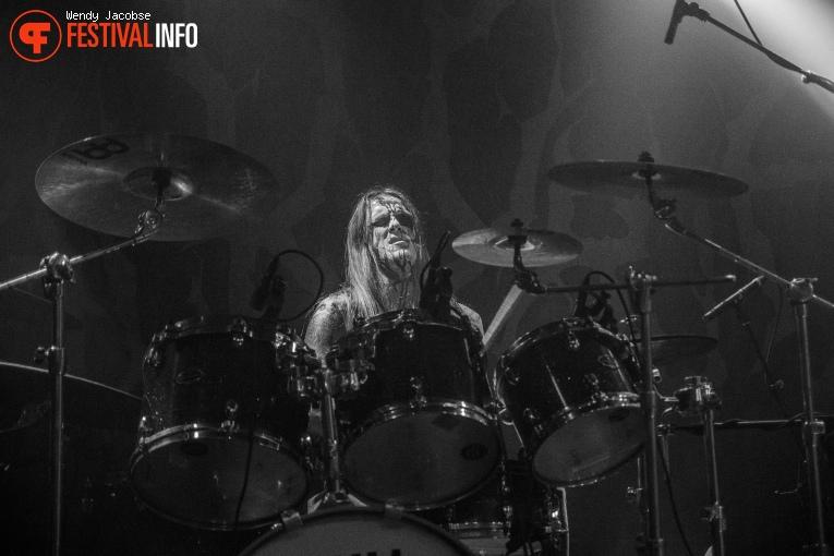 Valkyrja op Eindhoven Metal Meeting 2016 foto