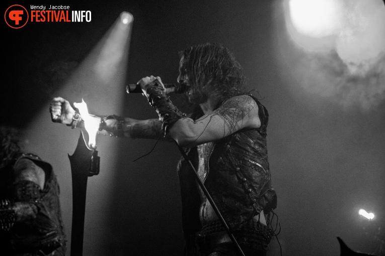 Watain op Eindhoven Metal Meeting 2016 foto