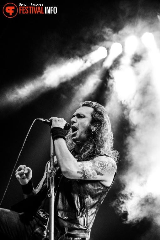 Moonspell op Eindhoven Metal Meeting 2016 foto