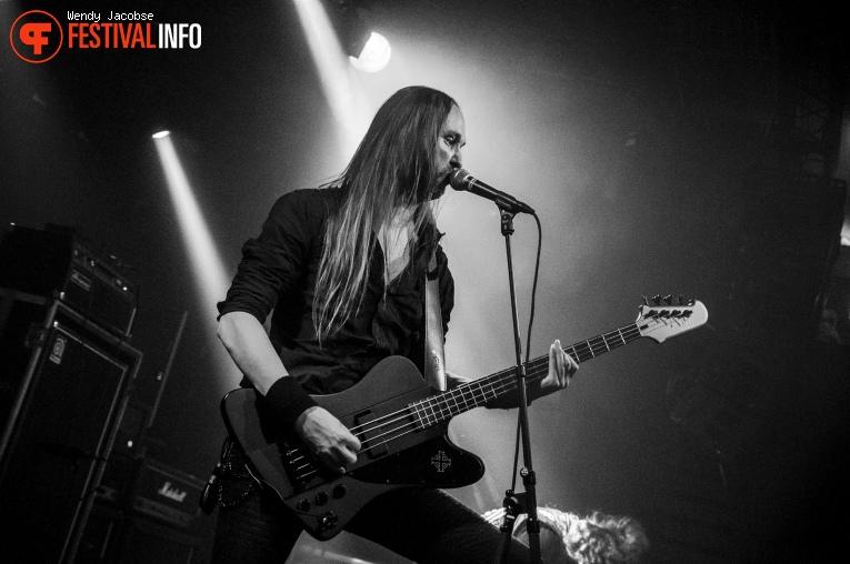 Soulburn op Eindhoven Metal Meeting 2016 foto
