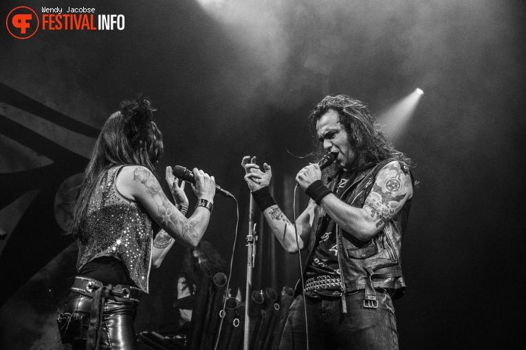 Foto Moonspell op Eindhoven Metal Meeting 2016
