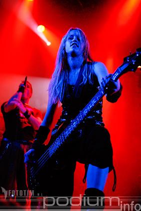 Sonic Syndicate op Eastpak Anitdote Tour - 10/10 - Tivoli foto