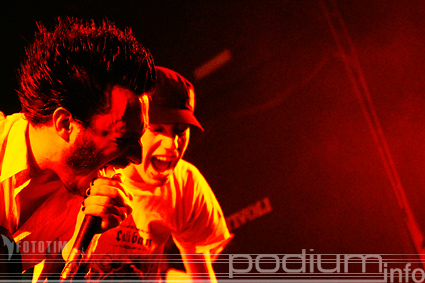 Foto Caliban op Eastpak Anitdote Tour - 10/10 - Tivoli