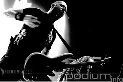 Dark Tranquillity op Eastpak Anitdote Tour - 10/10 - Tivoli foto