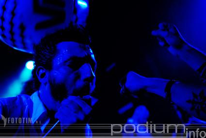 Caliban op Eastpak Anitdote Tour - 10/10 - Tivoli foto