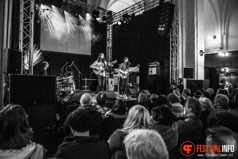 Foto Black Oak op Eurosonic Noorderslag 2017 - Woensdag