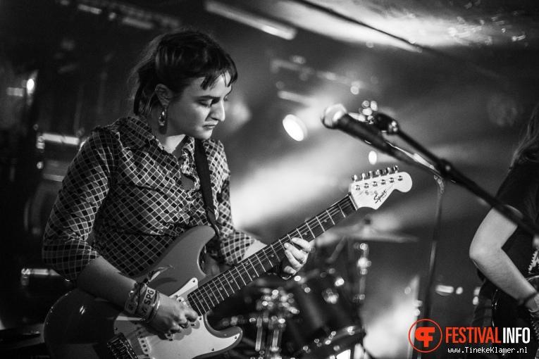 Foto Goat Girl op Eurosonic Noorderslag 2017 - Woensdag