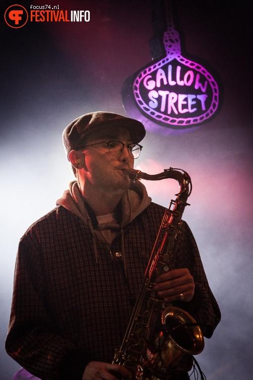 Foto Gallowstreet op Eurosonic Noorderslag 2017 - Donderdag