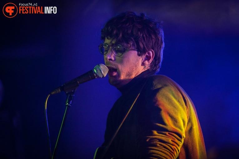 Foto Albin Lee Meldau op Eurosonic Noorderslag 2017 - Donderdag