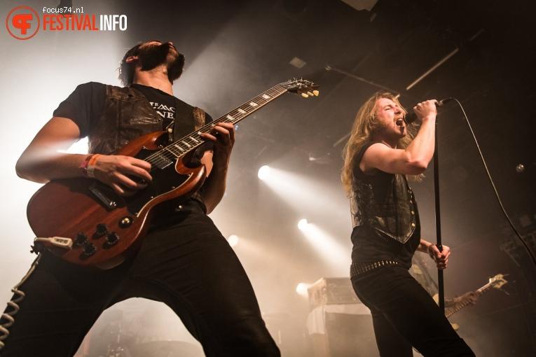 Foto Death Alley op Eurosonic Noorderslag 2017 - Donderdag