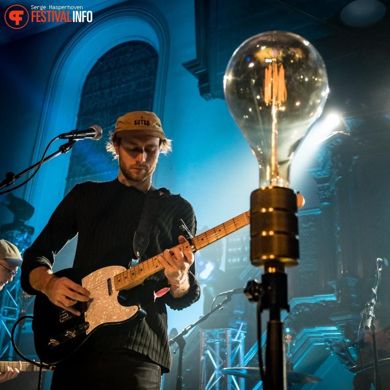 Foto Novo Amor op Eurosonic Noorderslag 2017 - Vrijdag