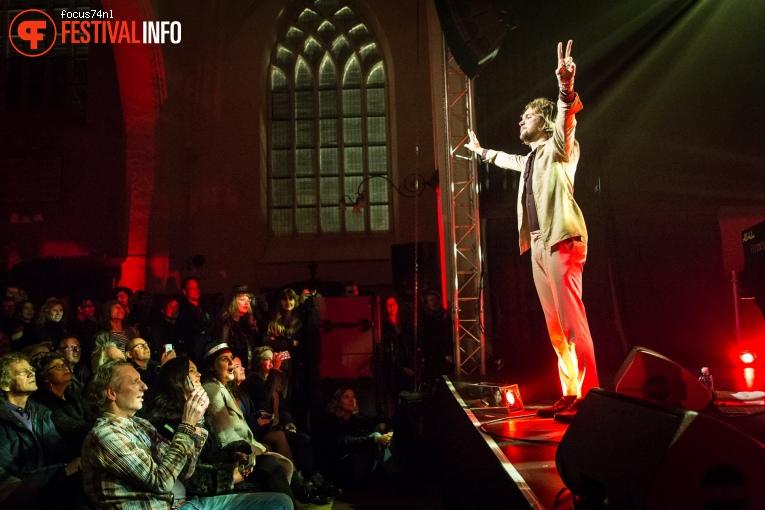Jett Rebel op Eurosonic Noorderslag 2017 - Vrijdag foto