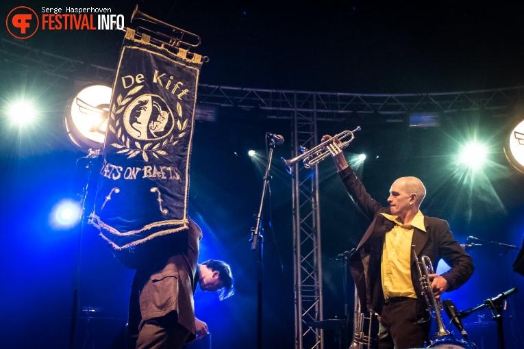 Rats On Rafts/De Kift op Eurosonic Noorderslag 2017 - Vrijdag foto