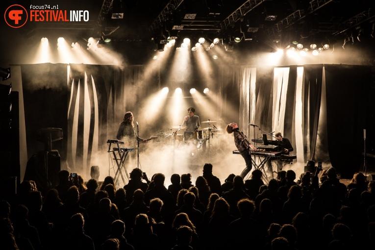Thomas Azier op Eurosonic Noorderslag 2017 - Vrijdag foto
