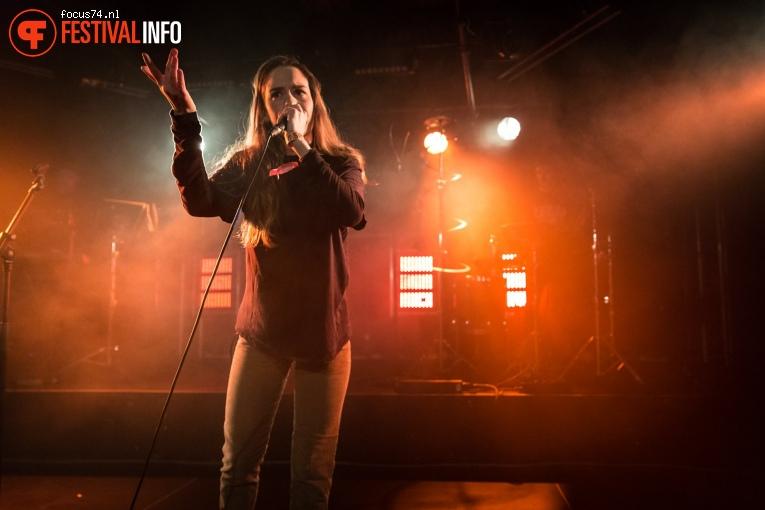 Foto Anna of the North op Eurosonic Noorderslag 2017 - Vrijdag