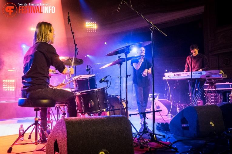 IRAH op Eurosonic Noorderslag 2017 - Vrijdag foto