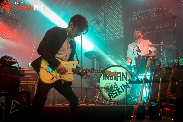 Foto Indian Askin op Eurosonic Noorderslag 2017 - Vrijdag