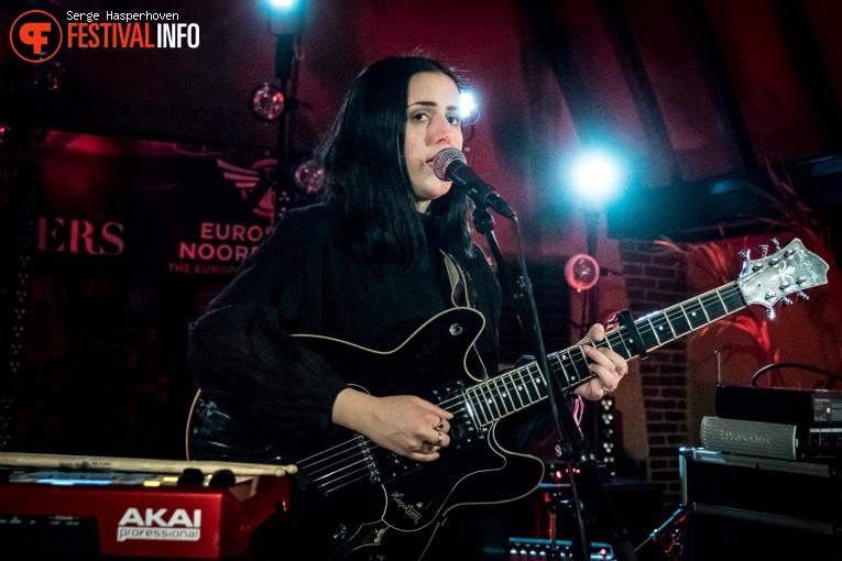 Foto Adna op Eurosonic Noorderslag 2017 - Vrijdag