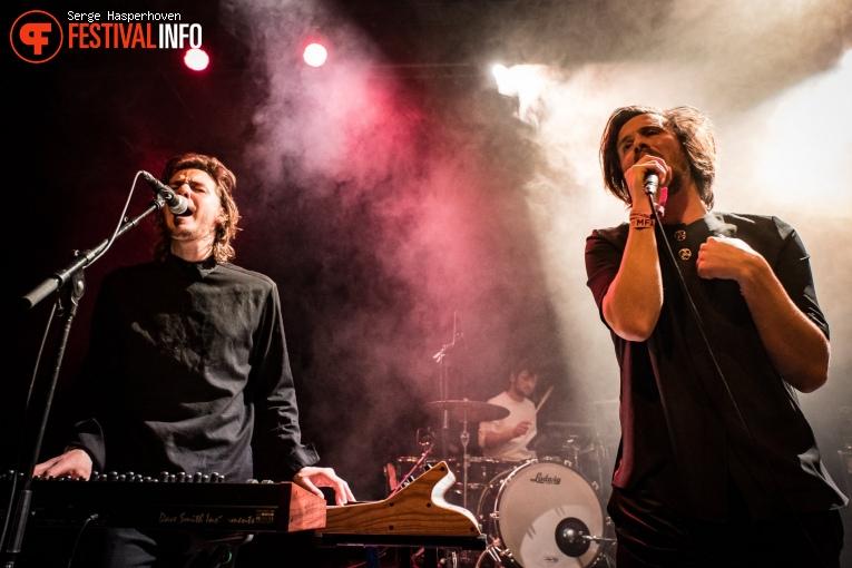 Bazart op Eurosonic Noorderslag 2017 - Vrijdag foto