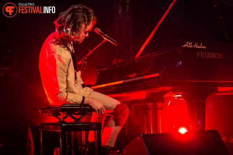 Foto Jett Rebel op Eurosonic Noorderslag 2017 - Vrijdag